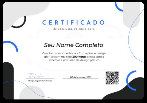 curso design gráfico online